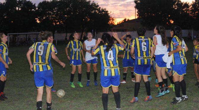 Almagro ganó la ida en la final femenina del Provincial