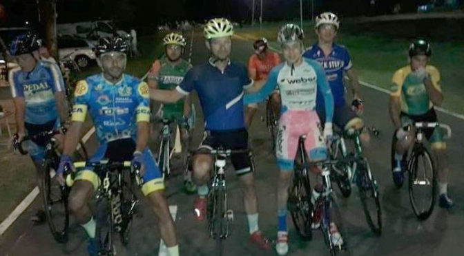 El ciclismo uruguayense cerró otra temporada