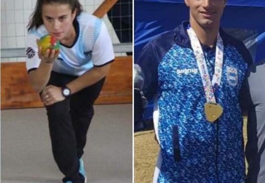 Mili y Joaco ternados para los Premios Olimpia