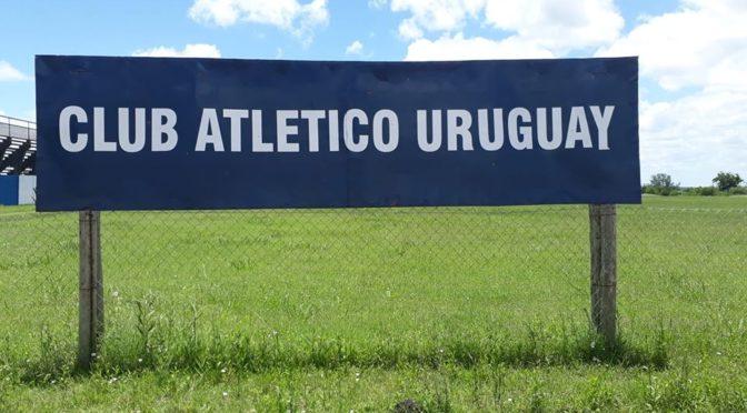 ATLÉTICO URUGUAY SUMA UNA ACTIVIDAD