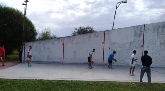 EL DOMINGO ITAPÉ RECIBE A LA LIGA DE FRONTÓN DE 2ª