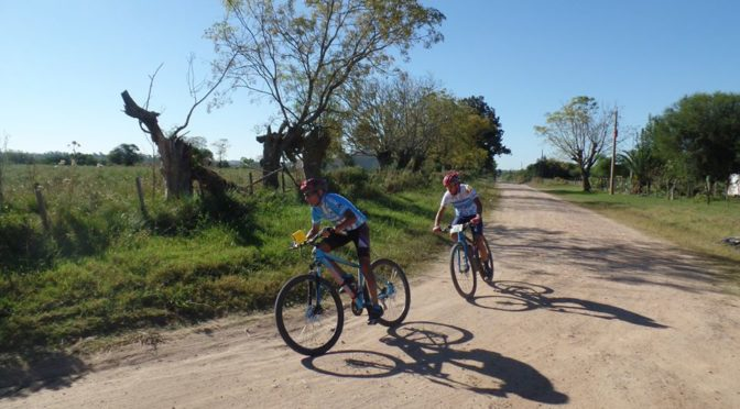 ENTRERRIANO DE RURAL BIKE EN SANTA ANA
