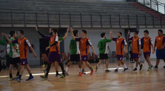 EL DOMINGO ARRANCA LA ACCIÓN PARA EL  HANDBALL ENTRERRIANO