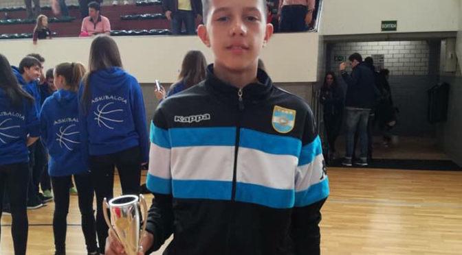 nacho respaud jugará el argentino u15