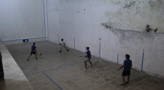 pelota: entrerriano de primera en gimnasia
