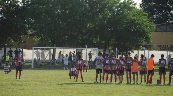 DEBUTA RIVADAVIA EN EL PROVINCIAL SUB17