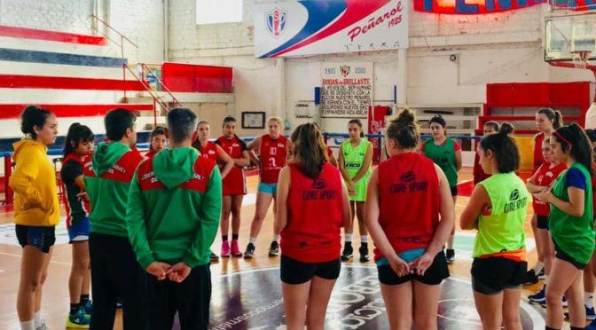 CHICAS URUGUAYENSES EN LA PRESELECCIÓN U13