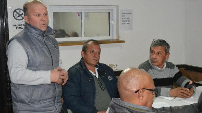 AGUIRRE, ALMIRÓN Y GARMENDIA POR LA PRESIDENCIA DE LA LIGA