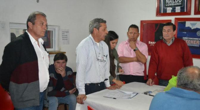 CLAUDIO AGUIRRE GANÓ UNA ELECCIÓN MUY PAREJA