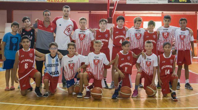 TIEMPO DE CUARTOS DE FINAL PARA LOS U13