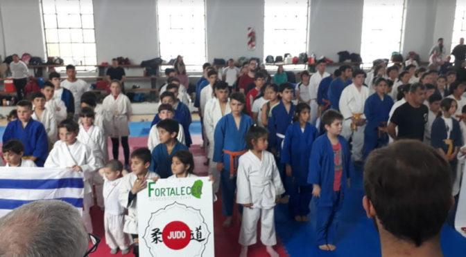 el judo fortalecer con gran labor en concordia