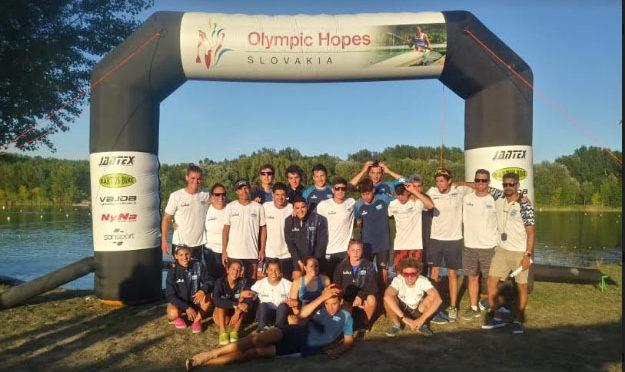 FINAL PARA EL «ESPERANZAS OLÍMPICAS 2019» CON BUENA LABOR DE AGUSTÍN Y DELFINA