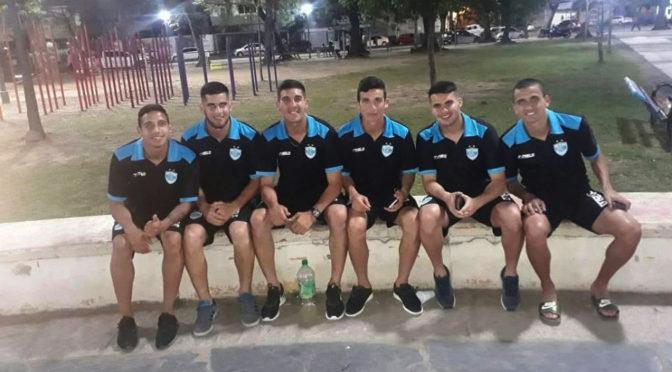 EN CHACO CON LA BASE DEL CLUB CADA VEZ MÁS FIRME