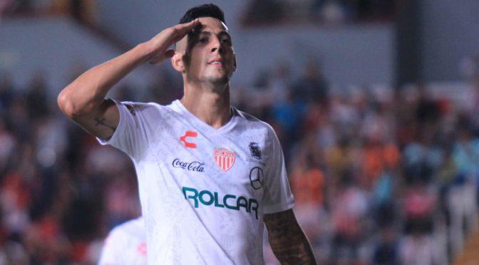 MAURO QUIROGA, EL goleador Y PUNTERO DE la liga mx