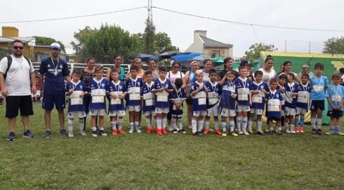 2011: LOS PEQUES DE GIMNASIA FUERON SUBCAMPEONES PROVINCIALES