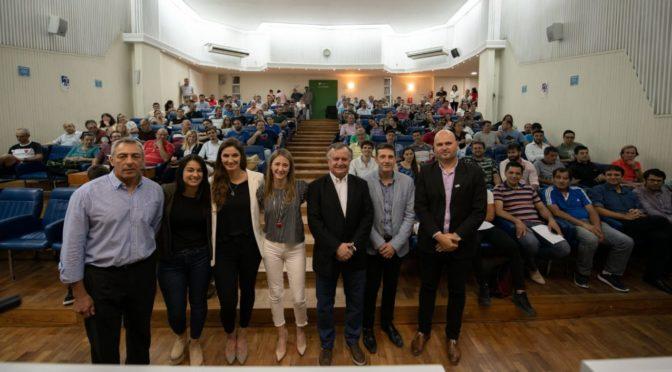 JORNADAS DE CAPACITACIÓN DE INSTITUCIONES DEPORTIVAS