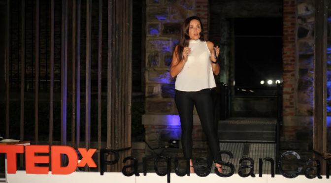 BETINA BONNIN DISERTÓ EN LAS CHARLAS TEDx