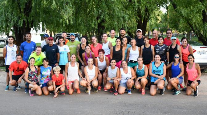 LA ESCUELA DE RUNNING DE REGATAS URUGUAY GANA EN ADEPTOS