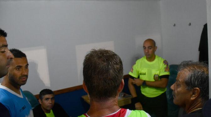 LA TORMENTA ELÉCTRICA FRENÓ DEPRO-GIMNASIA