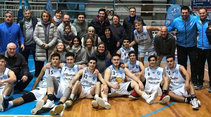 CUATRO URUGUAYENSES EN LA LIGA PROVINCIAL U19