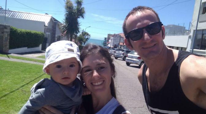 NELSON FEDERICO RODE: «DISFRUTAR DE LA FAMILIA NO TIENE PRECIO»