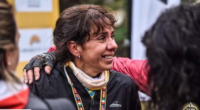 CARINA CHIAPETTI, Alguien a la que EL RUNNING LE CAMBIÓ LA VIDA