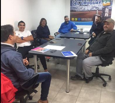 LOS COMPLEJOS PRESENTARON SU PROTOCOLO SOÑANDO CON LA VUELTA