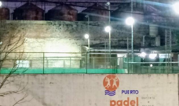 PUERTO PADEL CON NUEVAS LUCES Y AMBICIOSOS PLANES