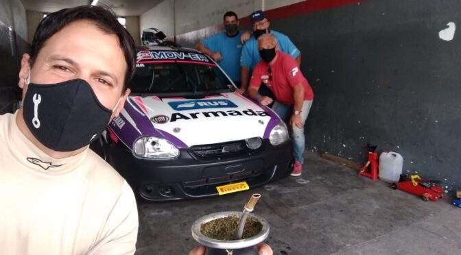 FABRICIO CON BUENAS PERSPECTIVAS PARA ESTE SÁBADO