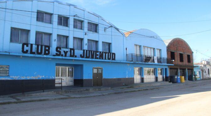 JUVENTUD, EL CLUB QUE REÚNE A LA FAMILIA DE CASEROS