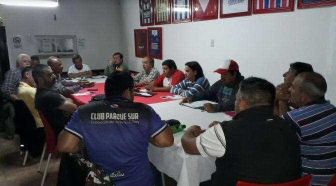 CLAUDIO AGUIRRE: «EL PANORAMA ES MUY COMPLICADO»