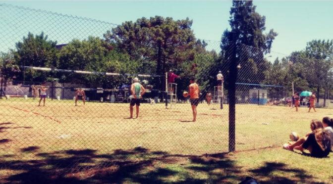 CINCO DUPLAS EN EL CIRCUITO ENTRERRIANO DE BEACH