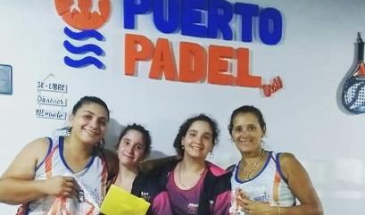 PUERTO PADEL REALIZÓ LA SEGUNDA FECHA DE SU CIRCUITO