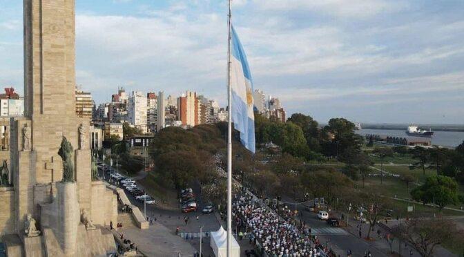 URUGUAYENSES PRESENTES EN LOS 42 Y 21K DE ROSARIO