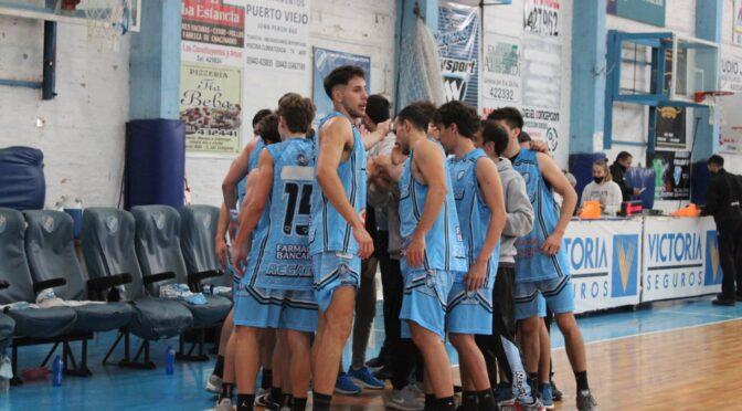 LOS U19 DISPUTARON LA SEGUNDA FASE DE LA LIGA PROVINCIAL