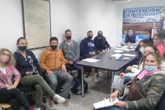 BUENA NOTICIA: SE CREÓ LA LIGA DE VOLEY DE CONCEPCIÓN DEL URUGUAY