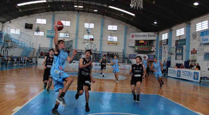 REGATAS URUGUAY SE METIÓ EN LA FINAL DE LA LIGA PROVINCIAL U19